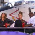 Le jury d' American Idol  : Steven Tyler, Jennifer Tyler et Randy Jackson. Casting diffusé le 22 janvier 2012 sur la Fox.