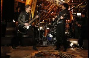 Johnny Hallyday : Une pluie de tubes pour les NRJ Music Awards