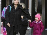 Maggie Gyllenhaal, enceinte : Balade complice avec sa petite Ramona