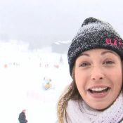 Luc Alphand et les actrices de PBLV réchauffent les coeurs, même sous la neige