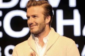David Beckham, de retour en Europe, joue les VRP de luxe... mais trop frileux