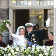 Le prince Willem-Alexander des Pays-Bas et la princesse Maxima se sont mariés le 2 février 2002 à Amsterdam. Le 2 février 2012, ils célébraient leurs noces d'étain.