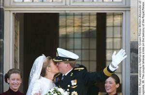 La princesse Maxima et le prince Willem-Alexander : dix ans de mariage !