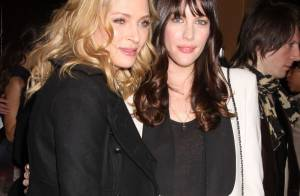 Uma Thurman et Liv Tyler : Deux beautés unies à New York