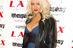 PHOTOS : Christina Aguilera, chaud devant !