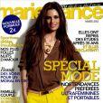 Le magazine  Marie France  du mois de mars 2012