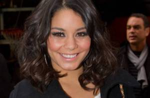 Vanessa Hudgens : Aux petits soins pour ses fans avant de s'envoler pour Paris