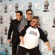Ben Stiller,  Robert Downey Jnr et Jack Black