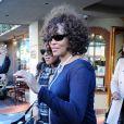 Whitney Houston et sa fille Bobbi en février 2011