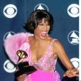 Whitney Houston aux Grammys Awards en 2000