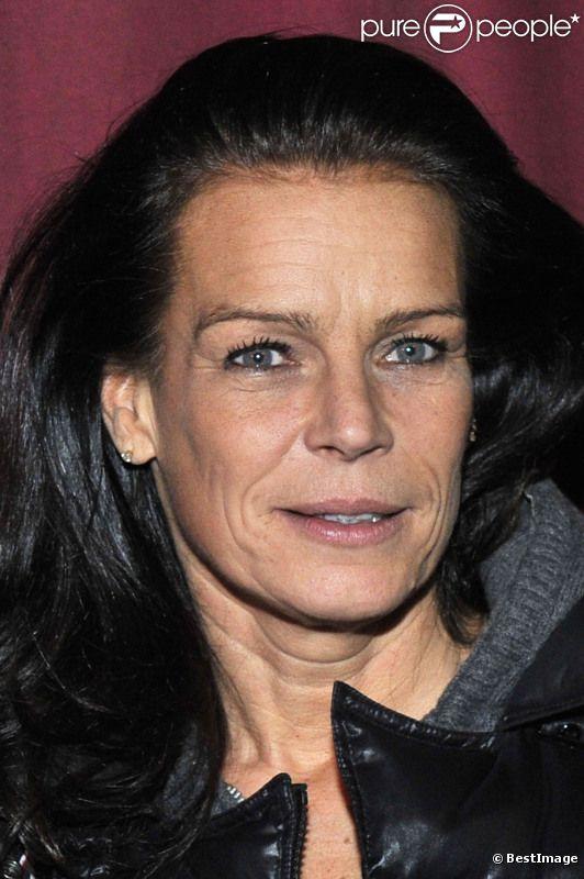 Stephanie De Monaco Nue