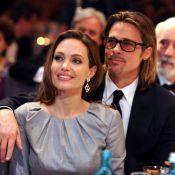 Angelina Jolie : Eblouissante et récompensée sous les yeux émus de Brad Pitt
