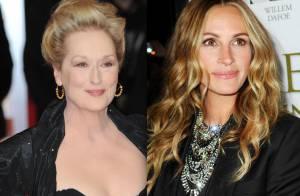 Meryl Streep et Julia Roberts : Mère et fille névrosées pour comédie noire