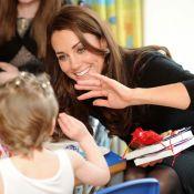 Kate Middleton : Câlins à gogo et petits secrets pour sa St-Valentin à l'hôpital