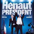 Affiche du film  Hénaut, président