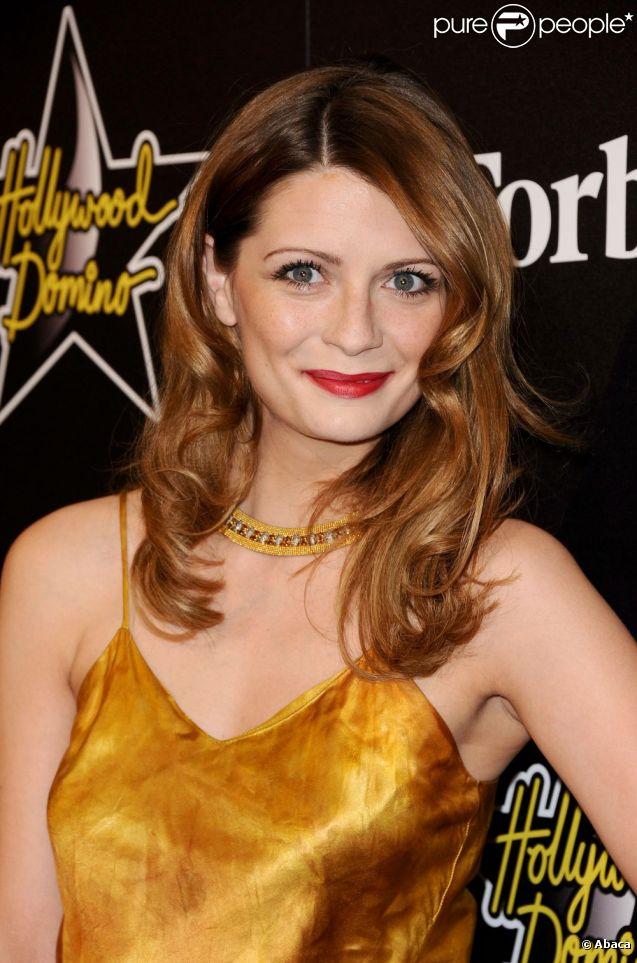 Mischa Barton à la soirée Hollywood Domino Gala le 23 février 2012