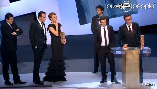 The Artist, sacré meilleur film aux César le 24 février