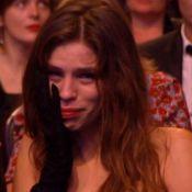 César 2012 : Maïwenn, grande perdante de la soirée, en larmes