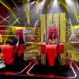Prestation de Greg dans The Voice, samedi 25 février 2012 sur TF1
