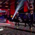 Prestation de Dominique dans The Voice, samedi 25 février 2012 sur TF1