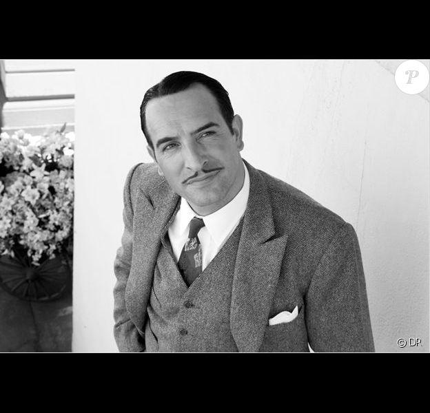 Jean Dujardin dans le film The Artist