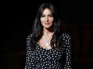 Monica Bellucci radieuse pour le show le plus attendu de la fashion week à Milan