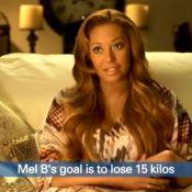 Mel B : Perdre 15 kilos en vingt semaines, pari réussi ?