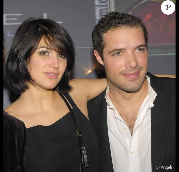 Nicolas Bedos et Helena Noguerra