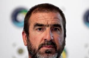 Eric Cantona : Les insultes du ''King'' après une représentation très spéciale