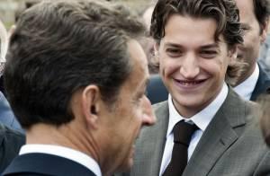 Jean Sarkozy : Le futur papa devient major de promo !