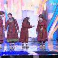 Eurovision 2012 : Buranovskiye Babushki chanteront pour la Russie  Party for everybody .