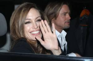 Angelina Jolie et Brad Pitt : Enfin réuni, le couple s'offre au public