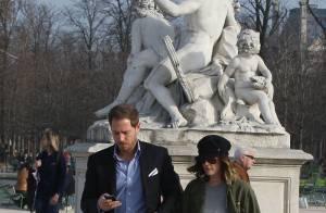 Drew Barrymore à Paris, en mode romance au bras de son fiancé
