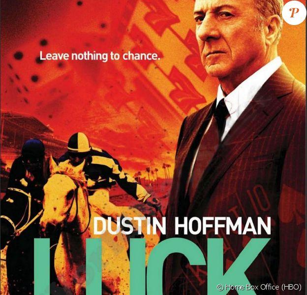 Dustin Hoffman héros de la série Luck