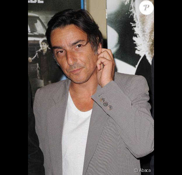 Yvan Attal, en août 2011 à Paris.