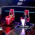 Prestation d'Aude Henneville dans The Voice le samedi 17 mars 2012 sur TF1