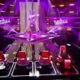 Prestation de Julia Cinna dans The Voice sur TF1 samedi 17 mars 2012