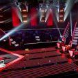 Prestation de Damien Pisano dans The Voice sur TF1 le samedi 17 mars 2012