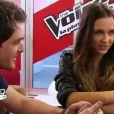 Prestation de Louise dans The Voice samedi 17 mars 2012 sur TF1