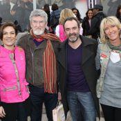 Chantal Jouanno et Bruno Solo, entourés de gazelles d'exception : Top départ !