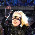 Lady Gaga le 31 décembre 2011 à New York