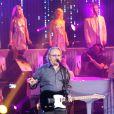 Umberto Tozzi lors de l'enregistrement de l'émission Les années bonheur, diffusée le 5 mai sur France 2