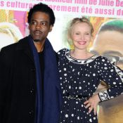 Julie Delpy : avec Chris Rock et son père, l'actrice et réalisatrice est comblée