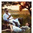 Francis Ford Coppola et sa fille Sofia