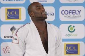 Teddy Riner invite le judoka Nicolas Sarkozy à le rejoindre sur les tatamis