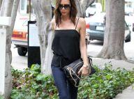 Victoria Beckham : très mince et le visage fermé, la jeune maman semble fatiguée