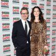 Gary Oldman et Alexandra Edenborough lors de la soirée Jameson Empire Awards à Londres le 25 mars 2012