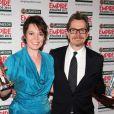 Olivia Colman lors de la soirée Jameson Empire Awards à Londres le 25 mars 2012