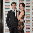 Sam Claflin et Laura Haddock lors de la soirée Jameson Empire Awards à Londres le 25 mars 2012