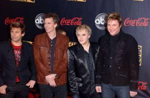 Duran Duran en concert au Louvre !